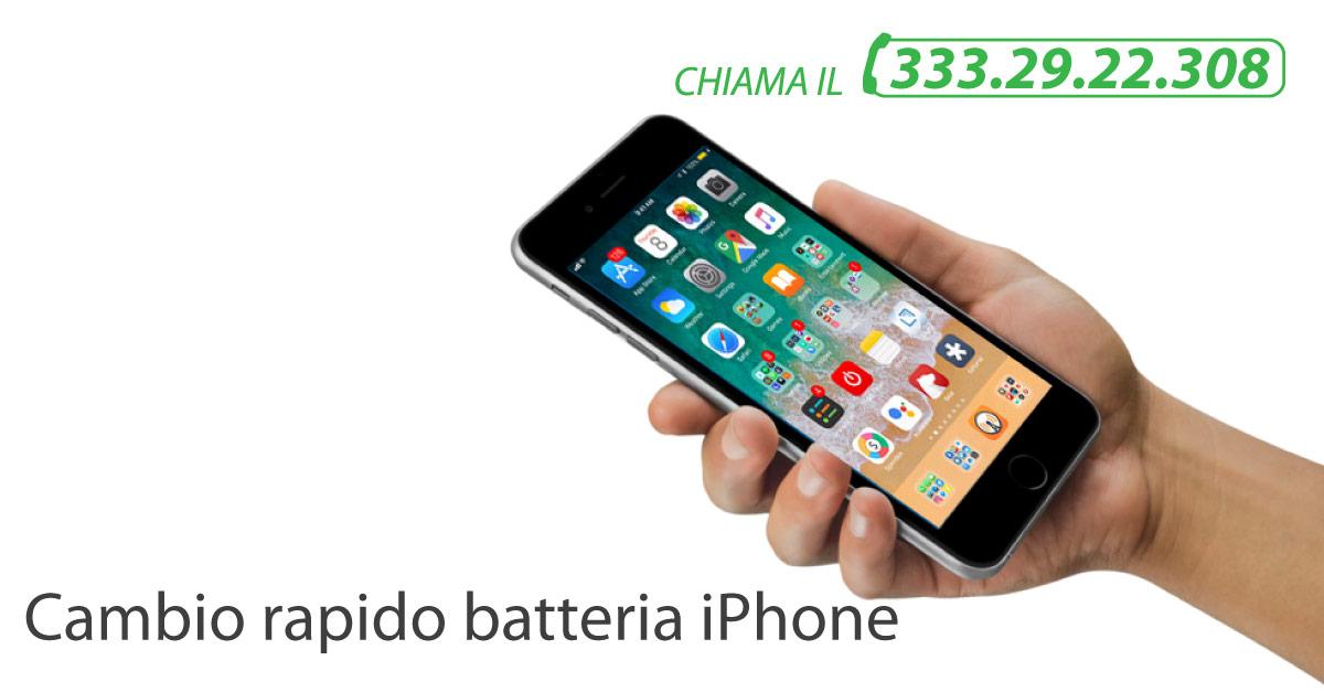 SCARICARE IPHONE 5S BATTERIA SEMPRE